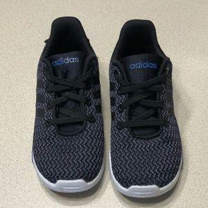Adidas boys slip on shoes sz 9k